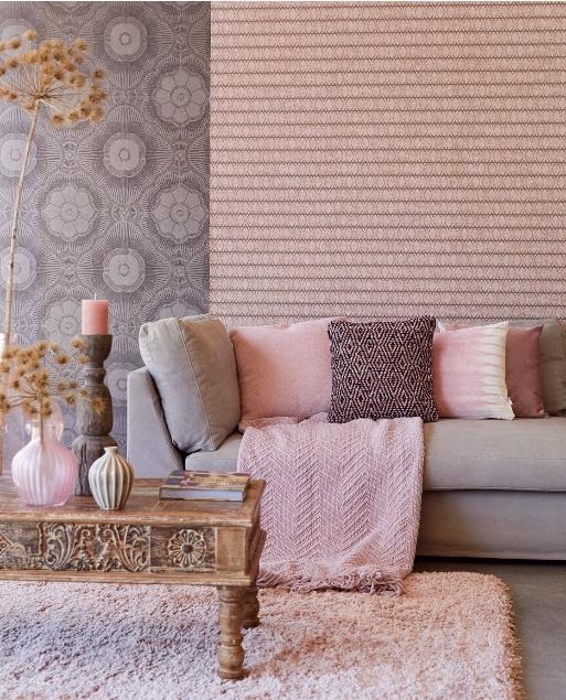 Eijffinger Lounge behang 388753