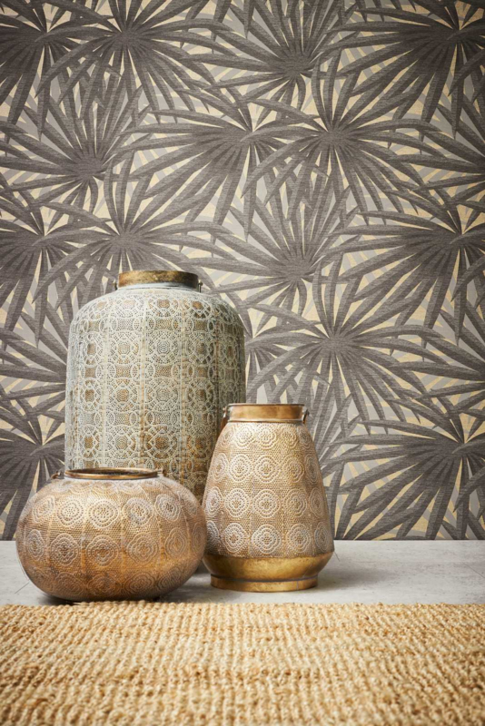 Living Walls Metropolitan Stories 2 behang Saïd Marrakech 37861-1