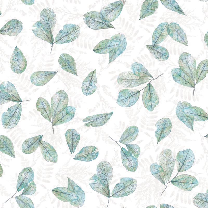 Noordwand Evergreen behang Bladeren 7303