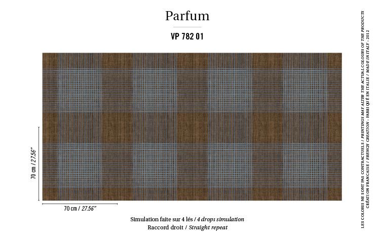 Élitis Parfums behang Opopomax VP 78201