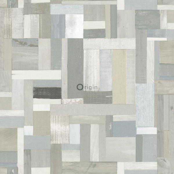 Origin Matières-Wood behang 337224