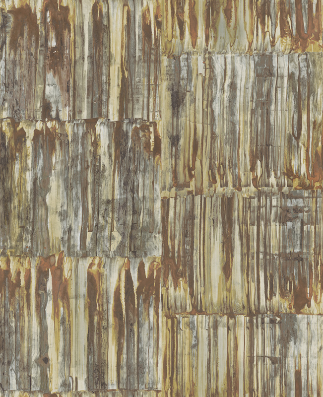 Dutch Restored Patina Panels behang 24063