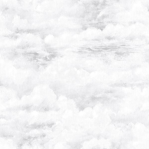 Noordwand Global Fusion Wolken behang G56427