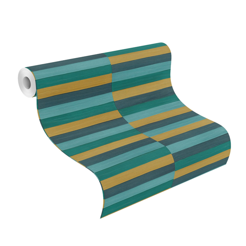 Rasch Club behang Colourful Leather 418736