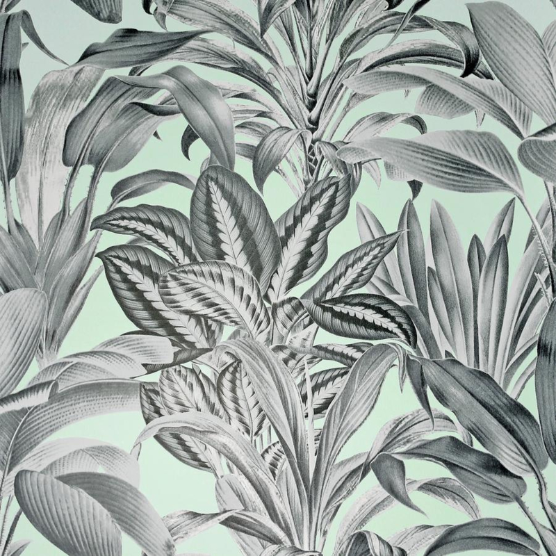 Arthouse Greenhouse Plants Mint behang 909500