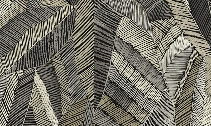Arte Les Tricots behang Chintz Shadow 73104