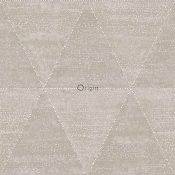 Origin Matières-Metal behang 347590