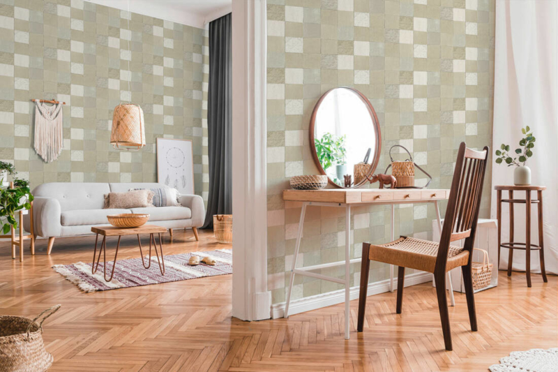 Living Walls New Walls behang Tegels 37406-4