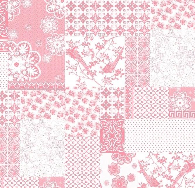 No Limits Fotobehang Dutch pink 30012