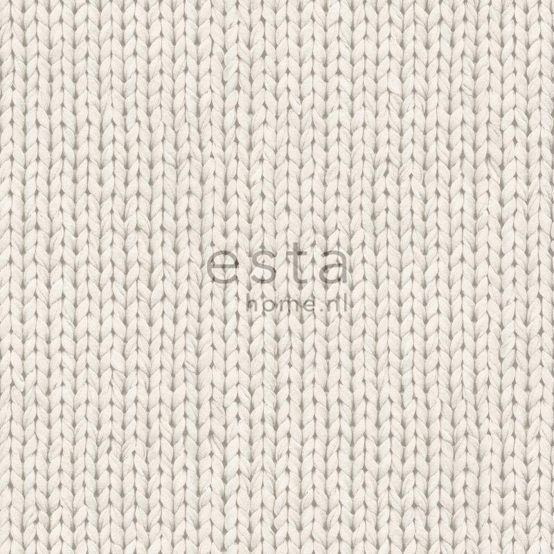 Esta Home Denim & Co. knitting beige 137720