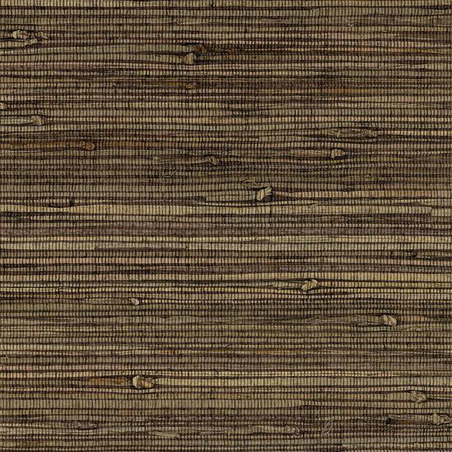 York Wallcoverings Grasscloth Volume II behang VG4437 Knotted Grass