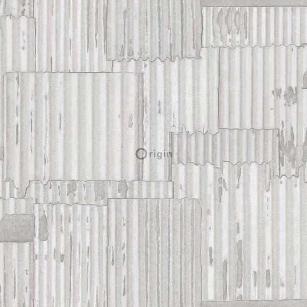 Origin Matières-Metal behang 347619