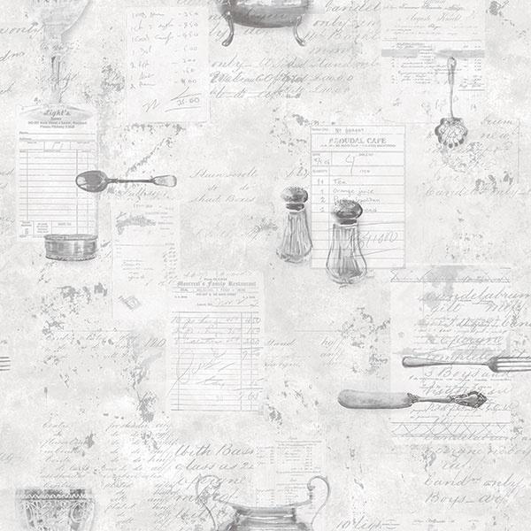 Noordwand Kitchen Recipes behang G12293