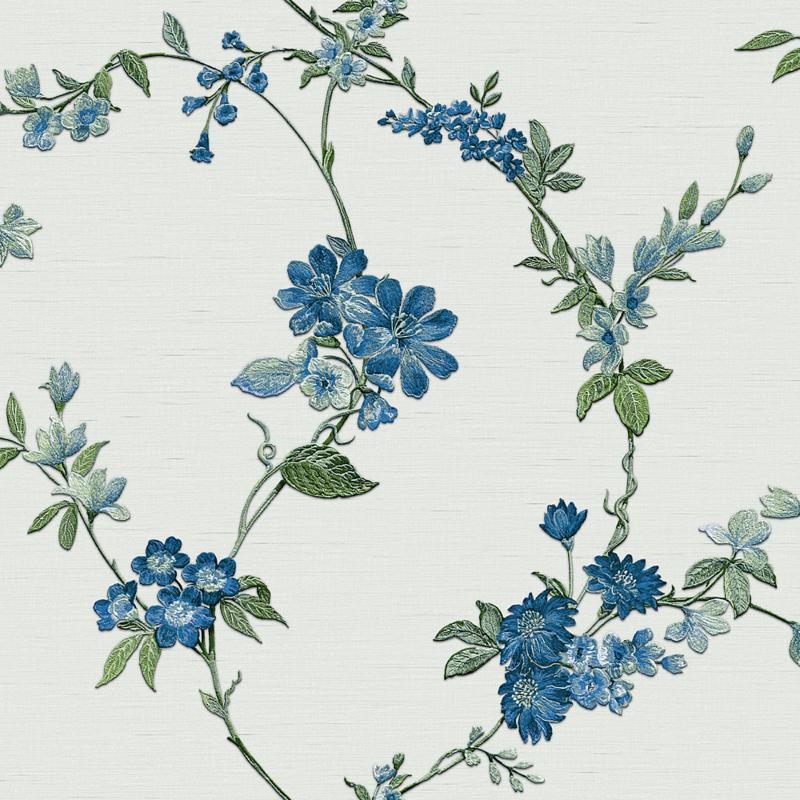 Dutch Fabric Touch behang Flower FT221213