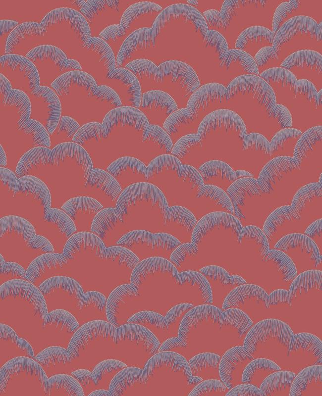Hookedonwalls Exotique behang Cumulus 17261