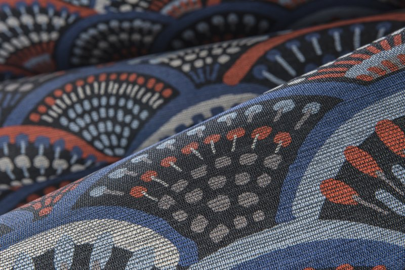 Arte Curiosa behang Peacock 13512