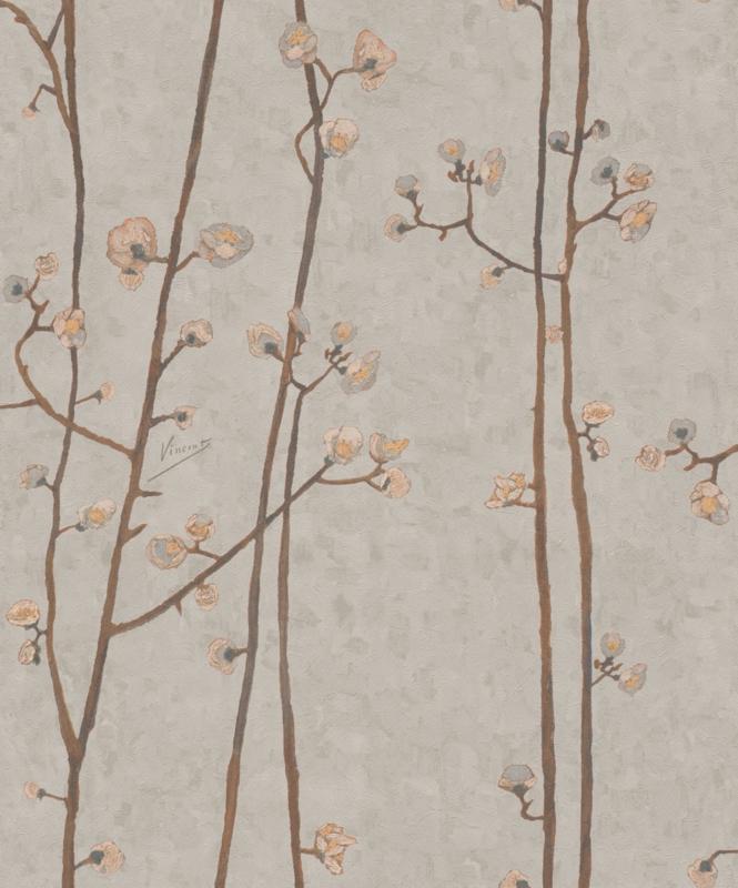 BN Van Gogh 2 behang Japanse Bloesem 220022