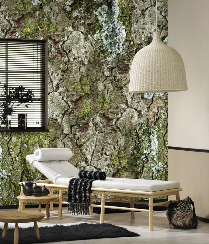 Behangexpresse New Materials Wallprint Forêt de Fontenay INK7072