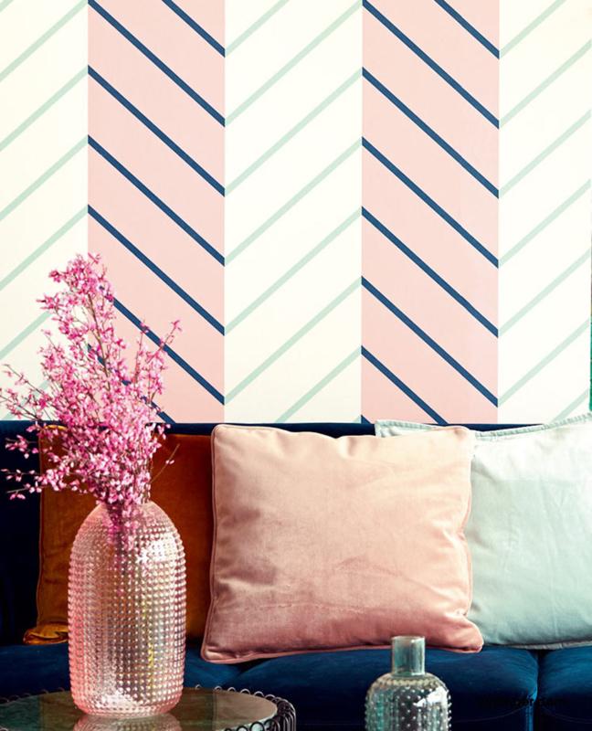 Eijffinger Stripes+ behang 377141