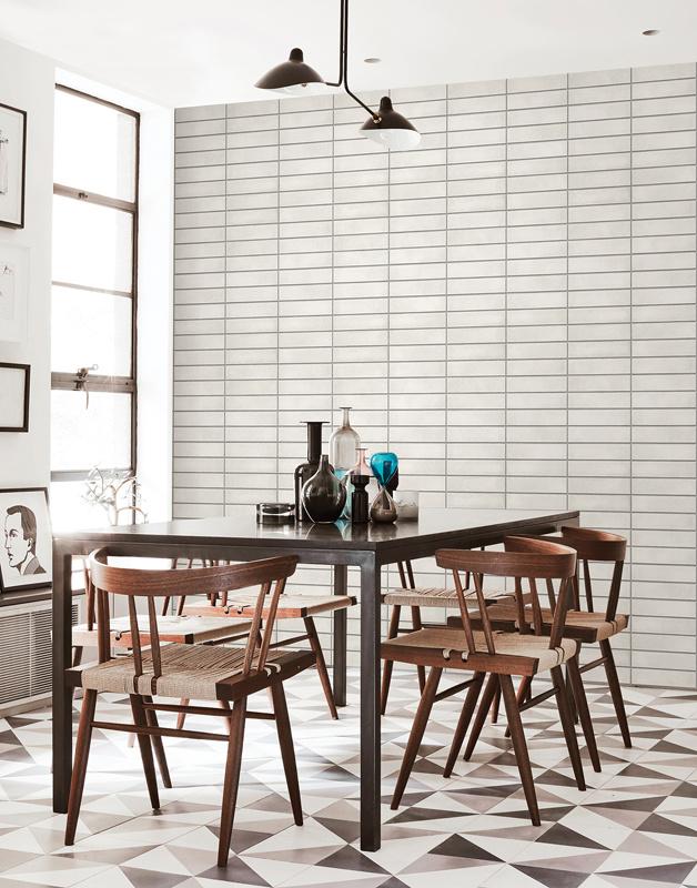 Dutch Restored Modern Brick behang 24026