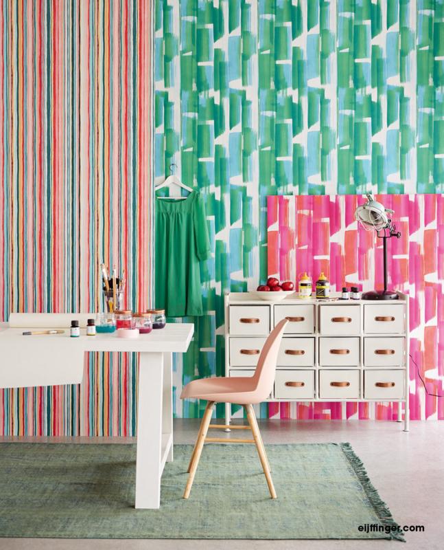 Eijffinger Stripes+ behang 377003