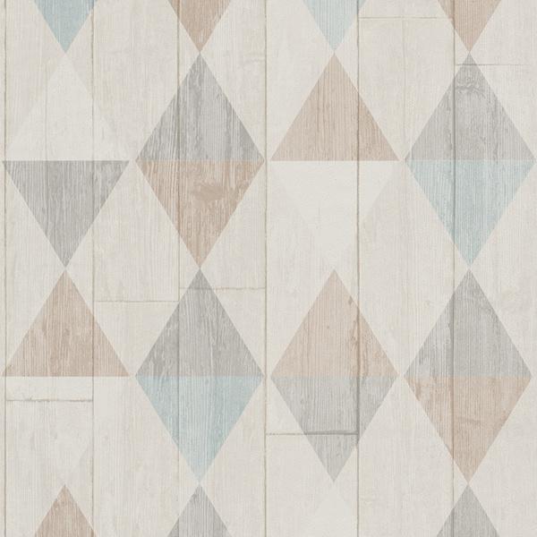 Dutch Collage Scandinavisch behang 42505-30