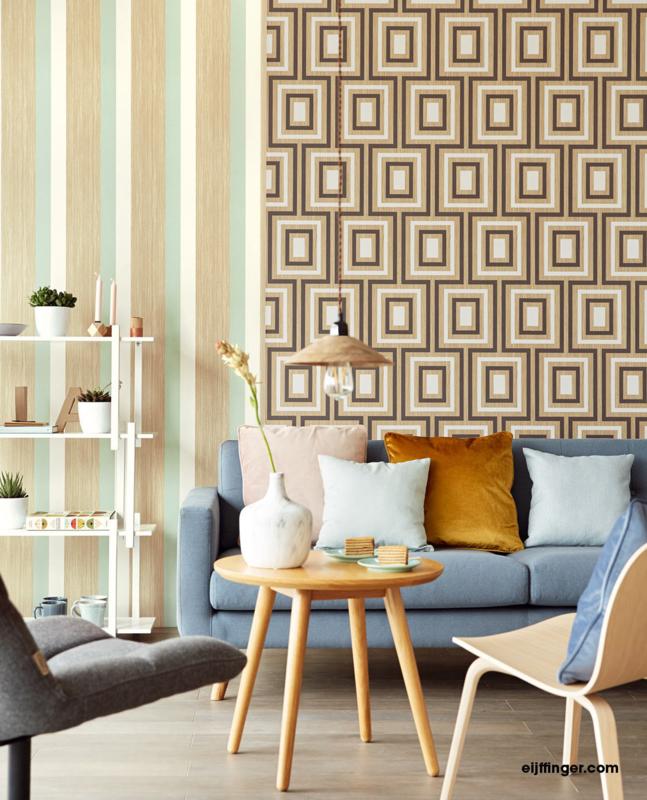 Eijffinger Stripes+ behang 377023