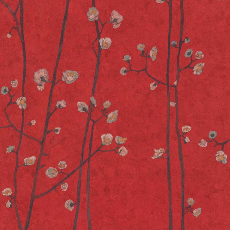BN Van Gogh 2 behang Japanse Bloesem 220020