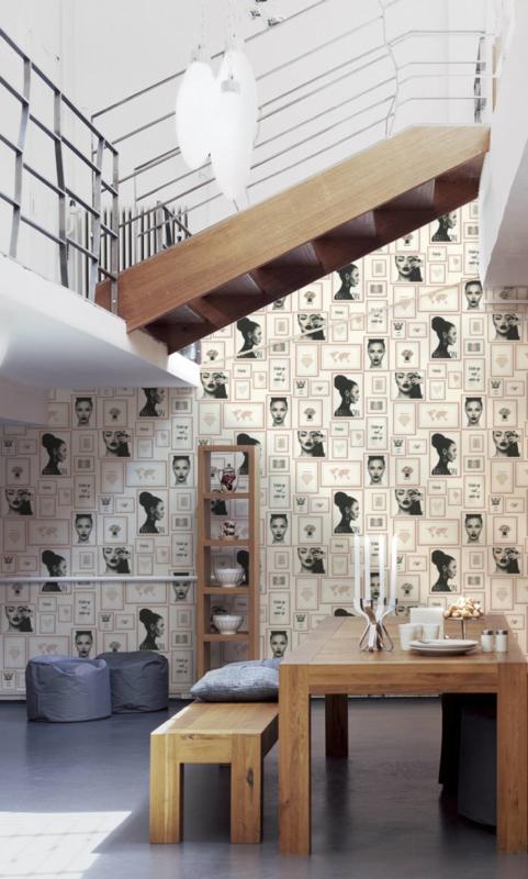 Living Walls Metropolitan Stories behang Francesca Milano 36918-3