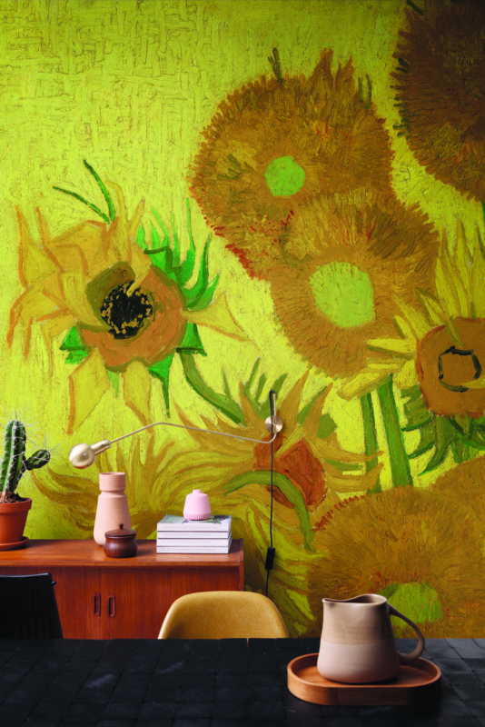 BN van Gogh 2 Digital 200329 Sunflowers