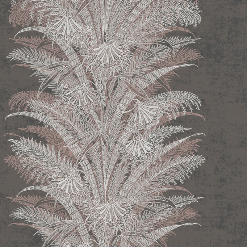 Khrôma Cabinet of Curiosities behang Verdura Woodrose CAB103