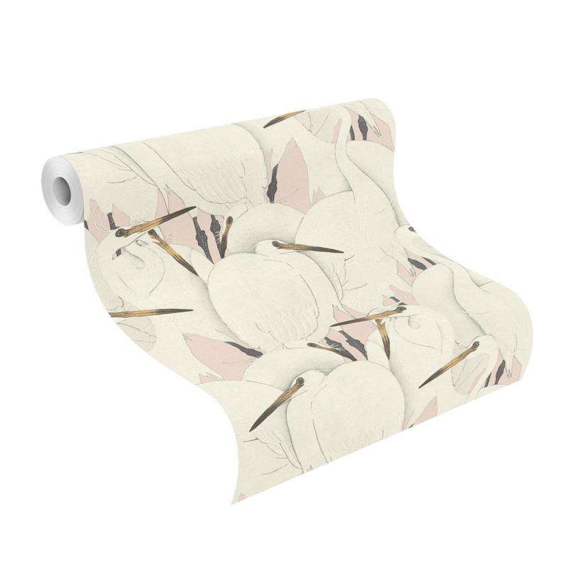 Rasch Kimono behang Winged Eye-catcher 409536