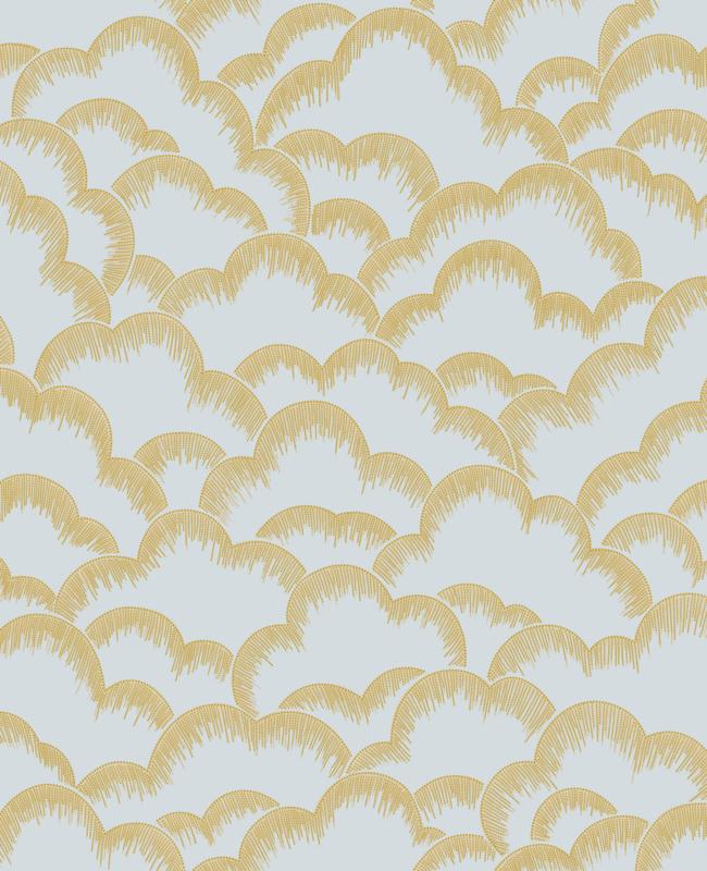 Hookedonwalls Exotique behang Cumulus 17263