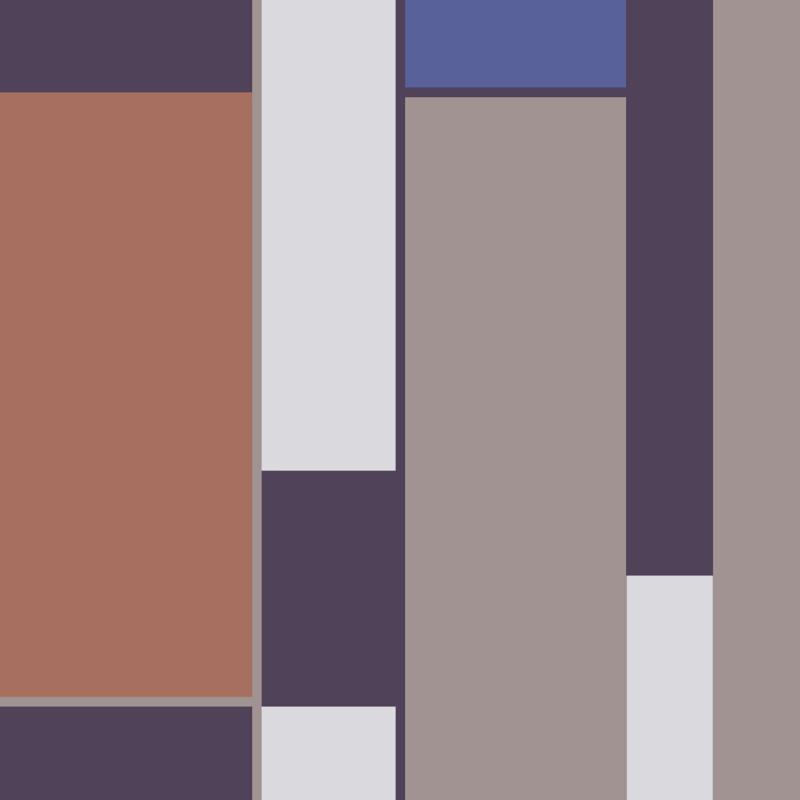 Hookedonwalls Tinted Tiles behang Opulent 29000