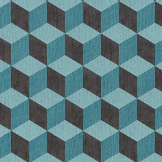 BN Cubiq behang Cube 220366