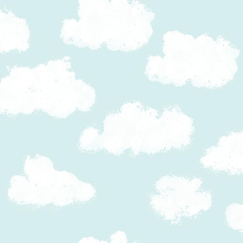 Behang Expresse Puck & Rose behang Wolken 27110