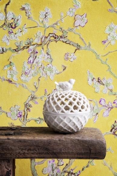 BN Van Gogh behang 17143 Almond Blossom