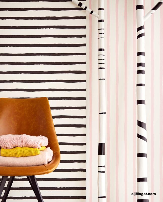 Eijffinger Stripes+ behang 377072