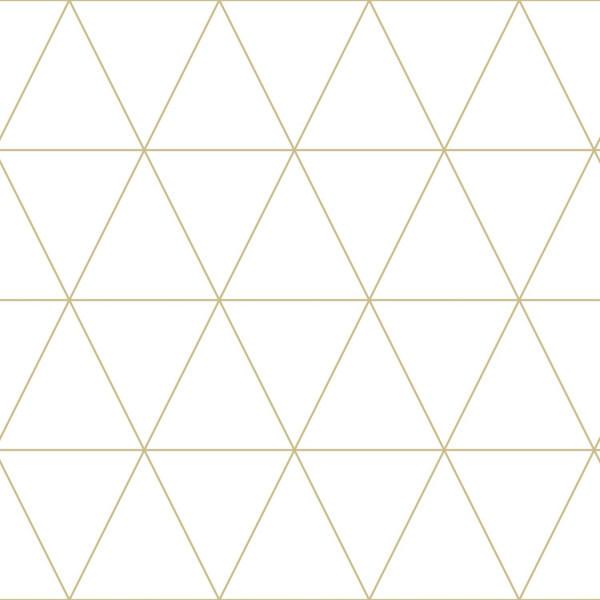 Origin City Chic behang Grafische Driehoeken 347682