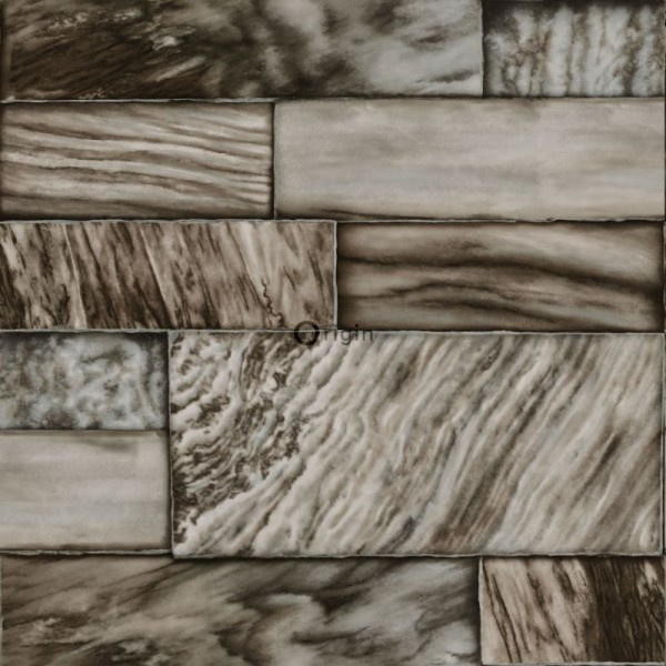Origin Matières-Stone behang 337251