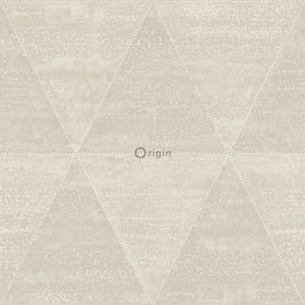 Origin Matières-Metal behang 337257