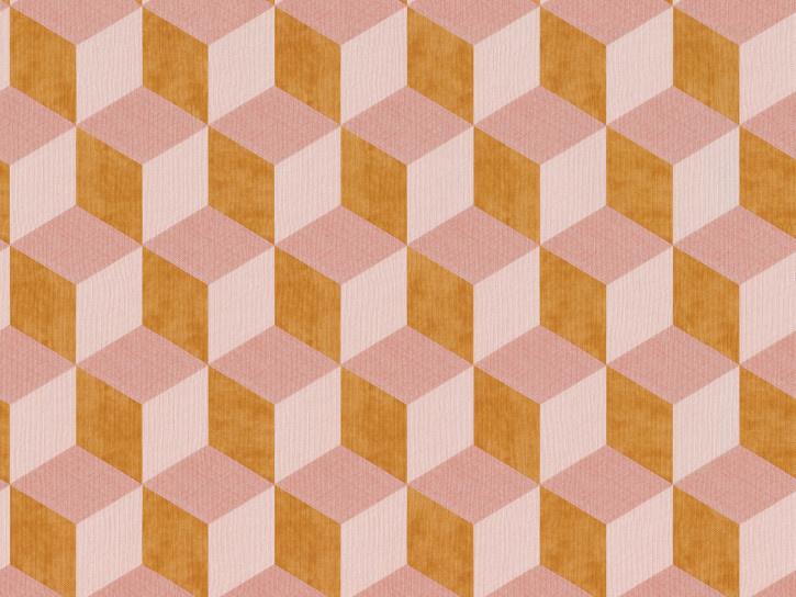 BN Cubiq behang Cube 220361