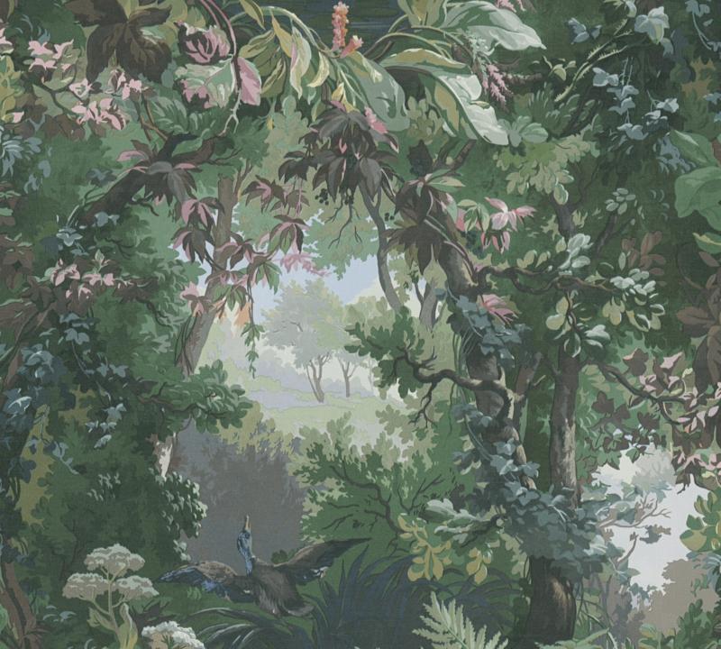 AS Creation History of Art behang 37652-1