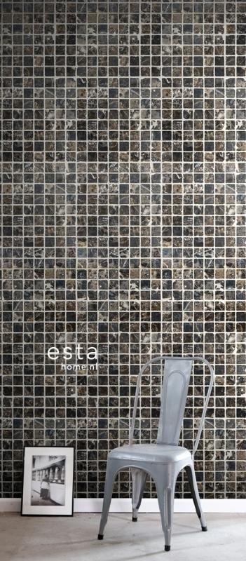 Esta Home Vintage Rules! WallpaperXXL Mozaiek 158202
