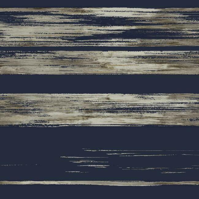 York Wallcoverings Ronald Redding 24 Karat behang Horizontal Dry Brush KT2154