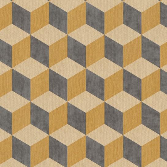 BN Cubiq behang Cube 220367