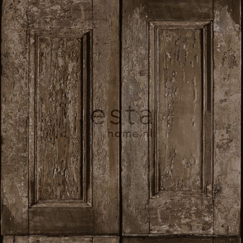 Esta Home Vintage Rules! behang 138211