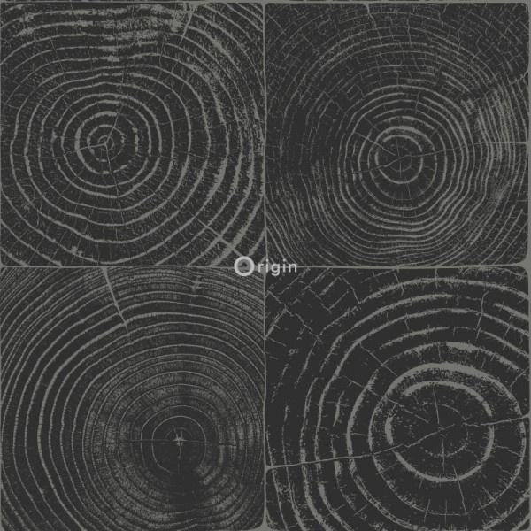 Origin Matières-Wood behang 347544