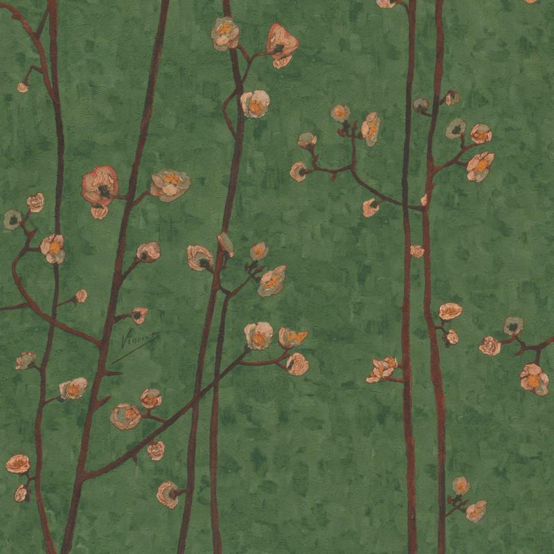 BN Van Gogh 2 behang Japanse Bloesem 220024