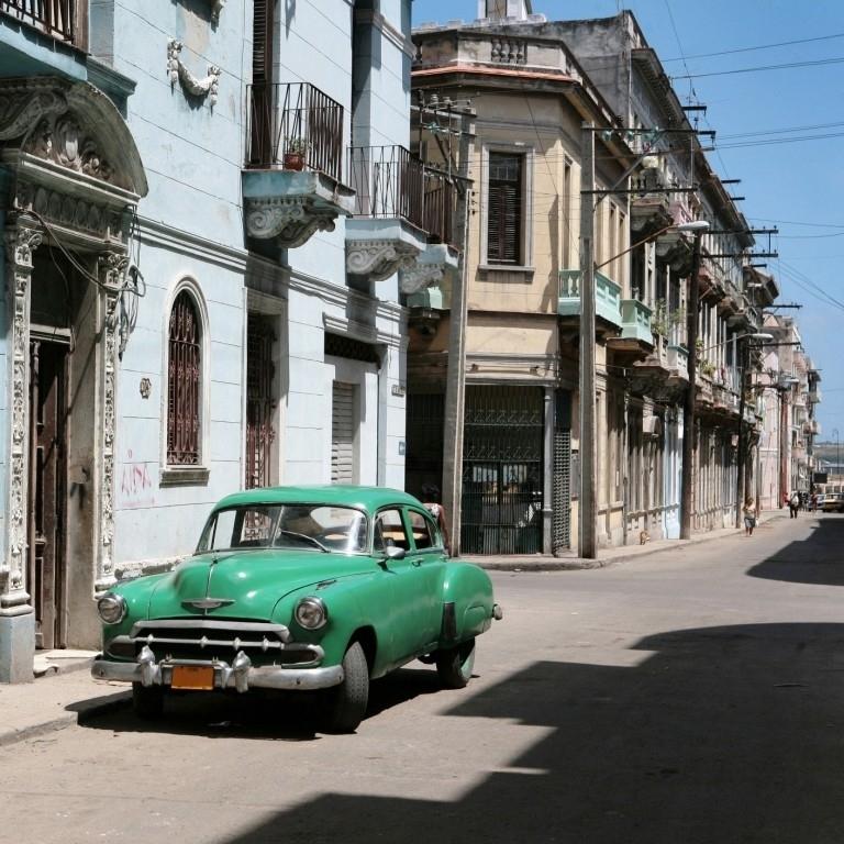 Dutch DigiWalls Fotobehang 70067 Havana